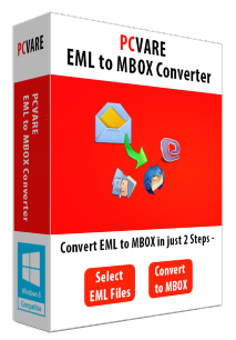 Box of EML to MBOX Converter