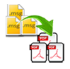 Save NEW PDF file from MSG