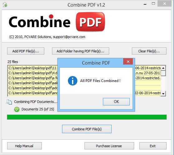 Pdf Combine - Free downloads and reviews - CNET Download.com