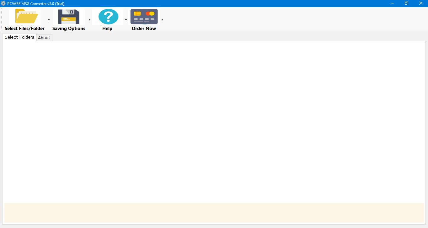 MSG Converter full screenshot